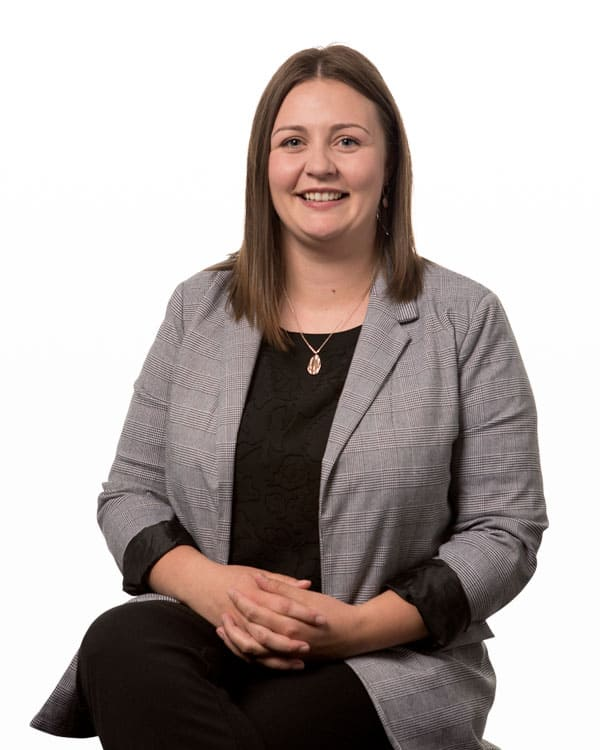 Bethany Leddin - Personal Injury Lawyer from Arnold Dallas McPherson Lawyers Melbourne office