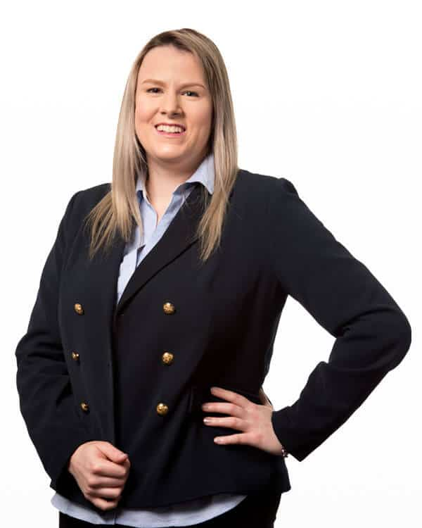 Kelsey Johnston - Personal Injury Lawyer from Arnold Dallas McPherson Lawyers Bendigo office