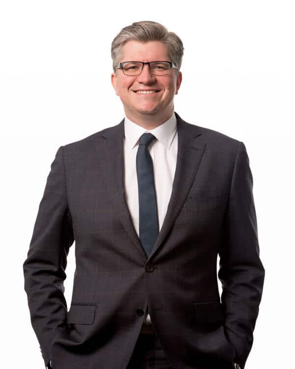 Lachlan Singe - Accredited Personal Injury Specialist from Arnold Dallas McPherson Lawyers Bendigo office