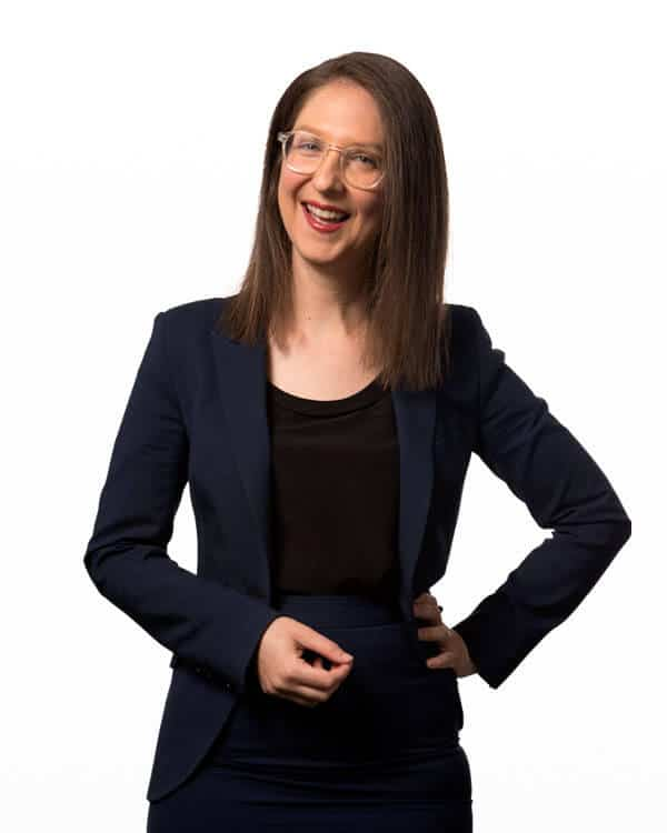 Nicole Connors - Personal Injury Lawyer from Arnold Dallas McPherson Lawyers Bendigo office