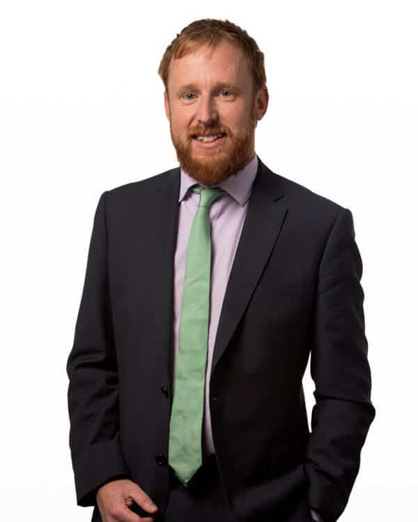 Shaun Marcus - Accredited Personal Injury Specialist from our Arnold Dallas McPherson Lawyers Melbourne office