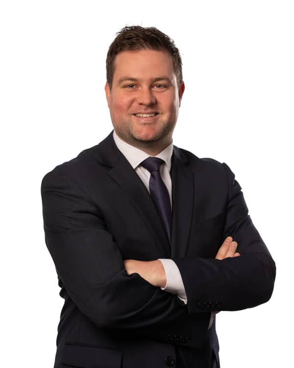 James Casey - Personal Injury Lawyer From Arnold Dallas Mcpherson Lawyers Melbourne Office